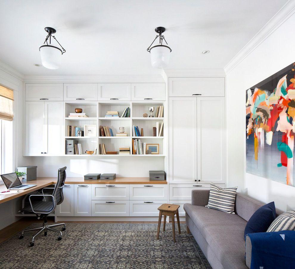 Decoración sensacional para oficinas en casa #86 | Office designs ...