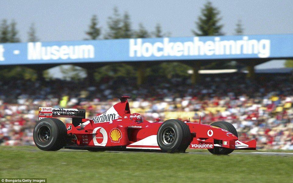 Ferrari through the years: Every F1 car from 1950-2016 | F1, Ferrari