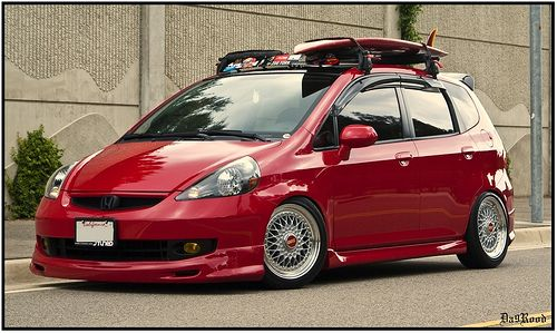 Honda Fit Roof Rack Google Search Rising Sun Honda Fit Honda