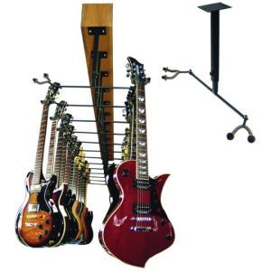 Hang Them From The Ceiling Guitar Storage Ideas In 2019