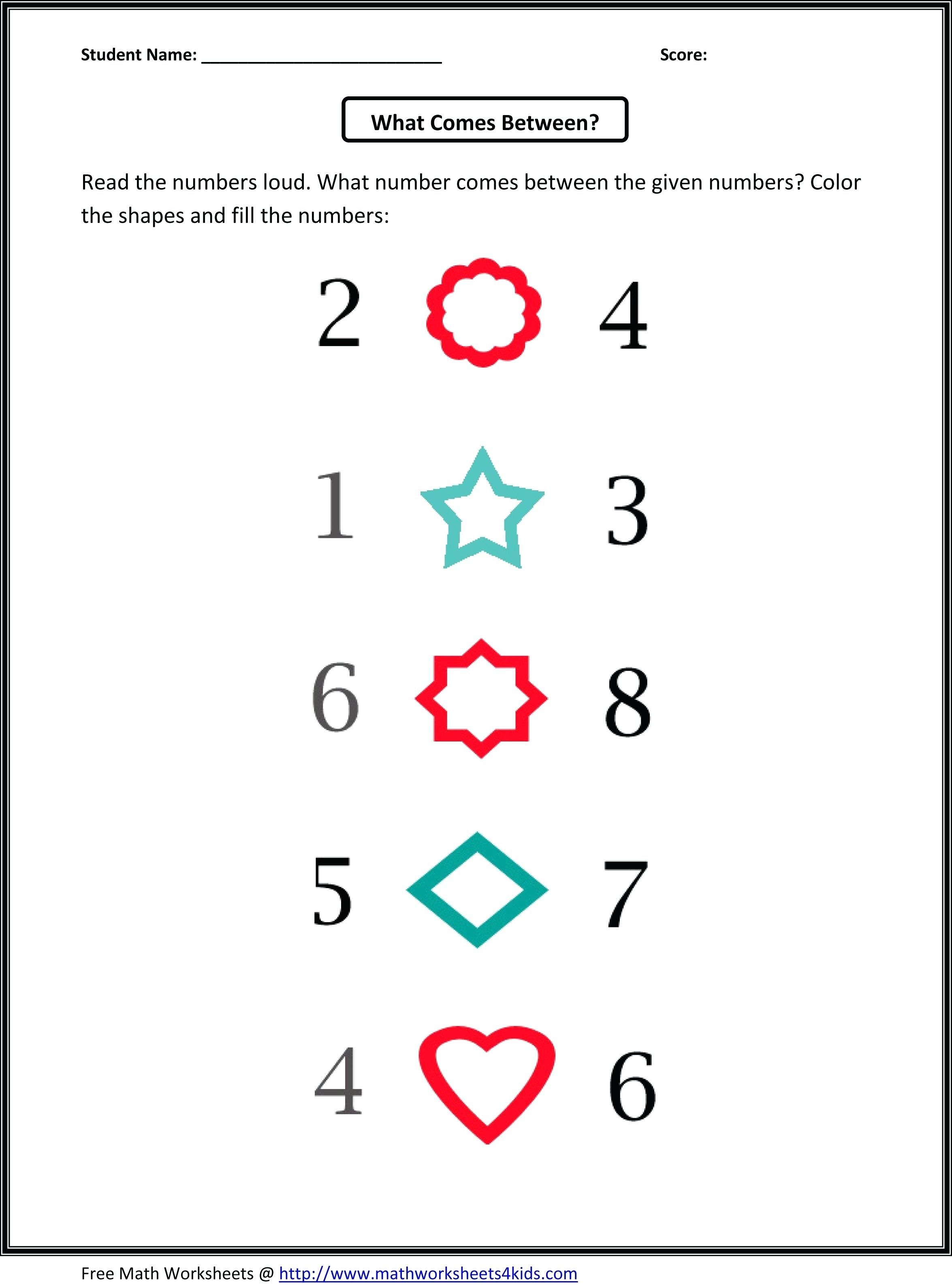 Free Number Tracing Worksheets 1 10 Number Tracing