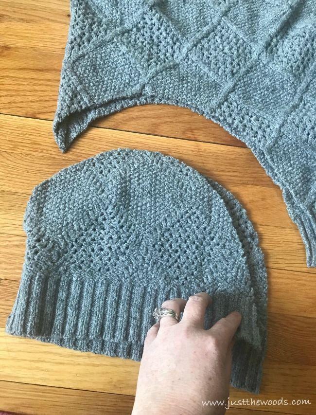 Photo of Wie man aus alten Upcycled-Pullovern einen kuscheligen Hut macht – Upcycling Blog