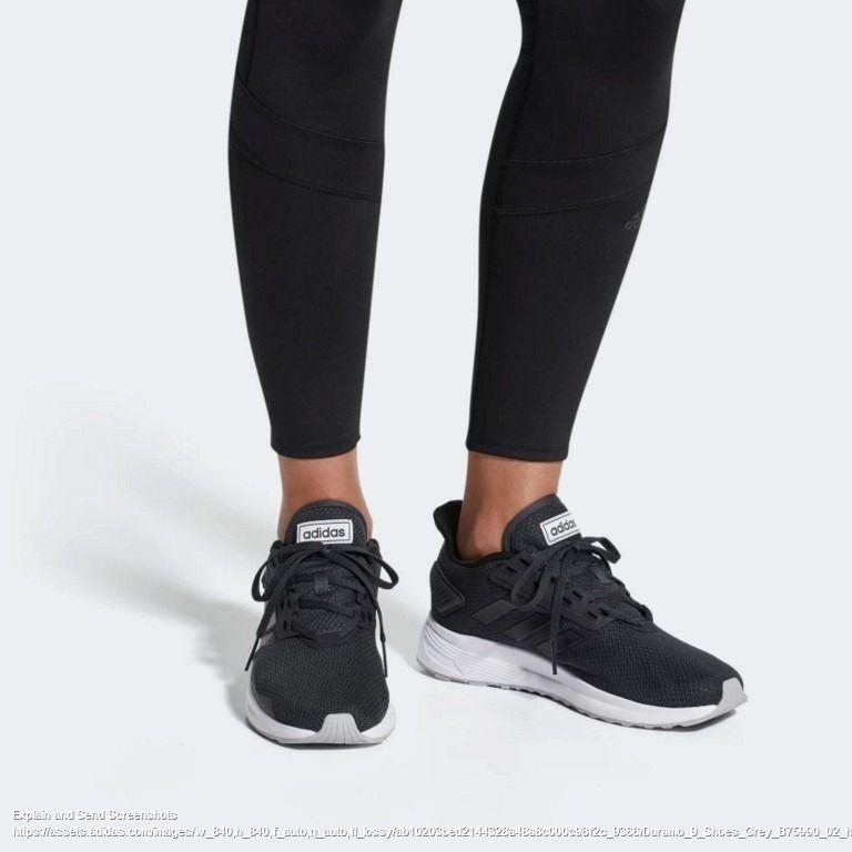 adidas Duramo 9 Shoes - Grey | adidas US | Adidas pure boost ...