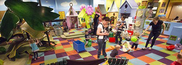 Kidsquest Children S Museum