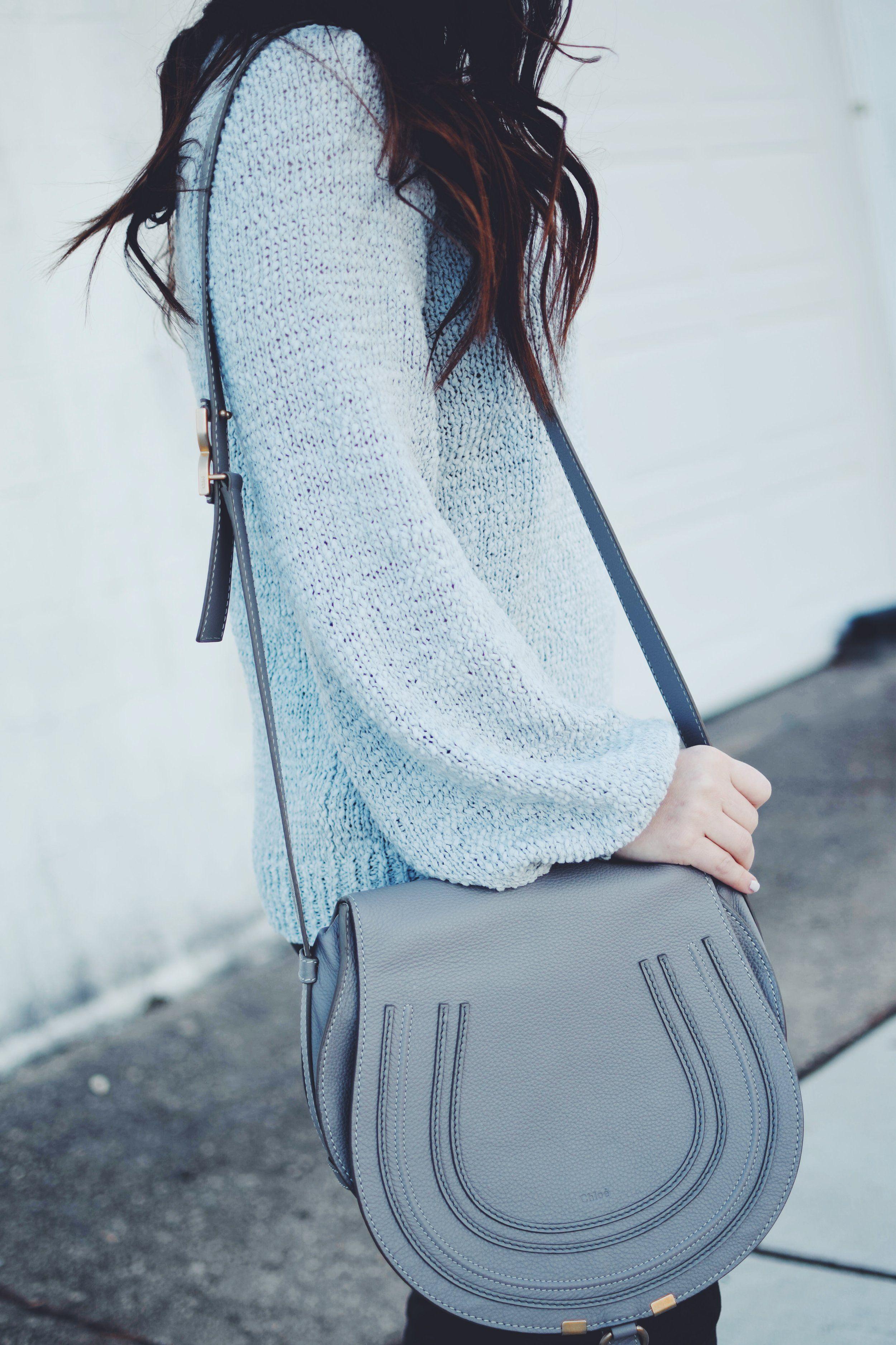 Chloé Marcie Medium Leather Crossbody Bag Review Pine Barren Beauty Designer Handbag Best Splurge Worthy