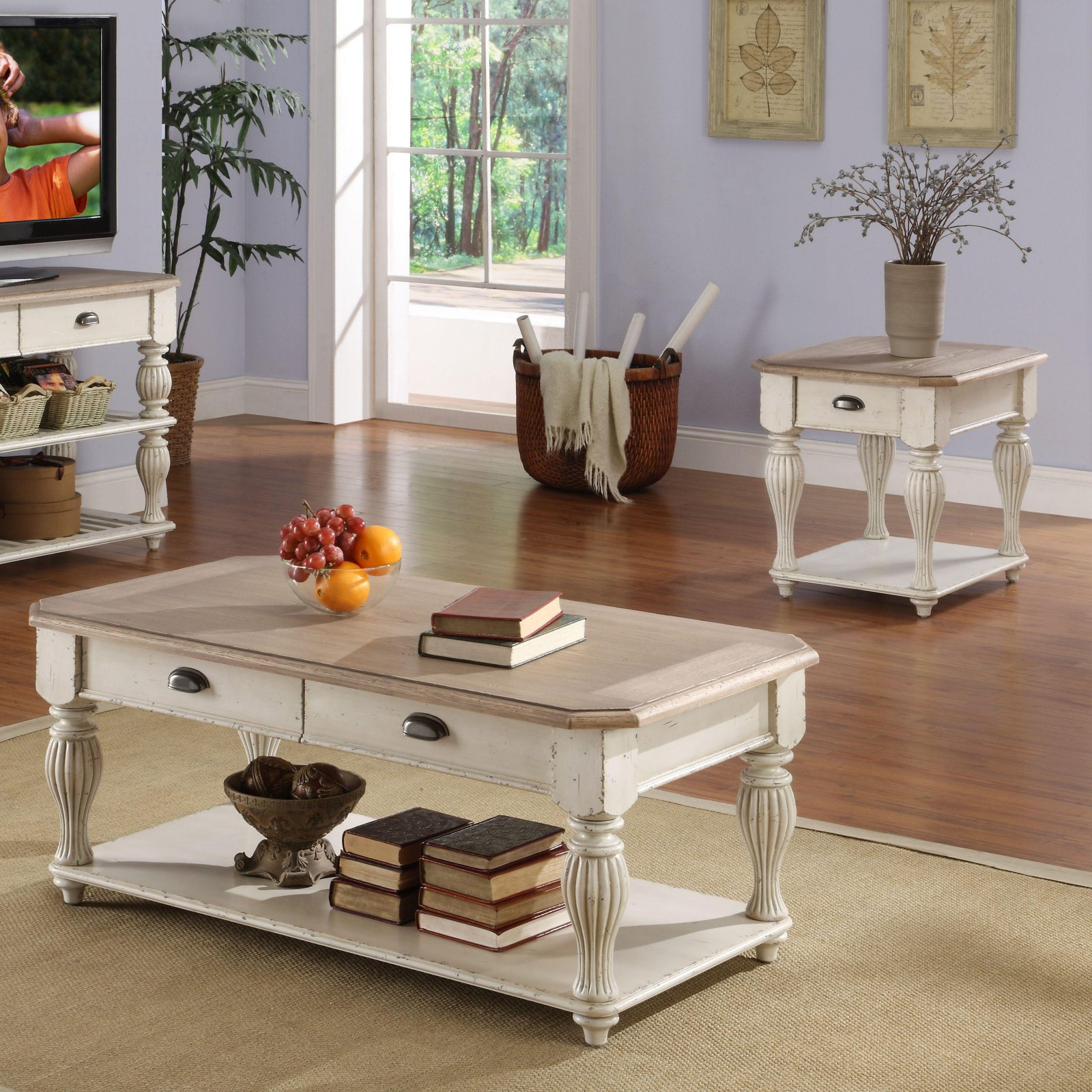 42++ Two tone coffee table with storage ideas in 2021