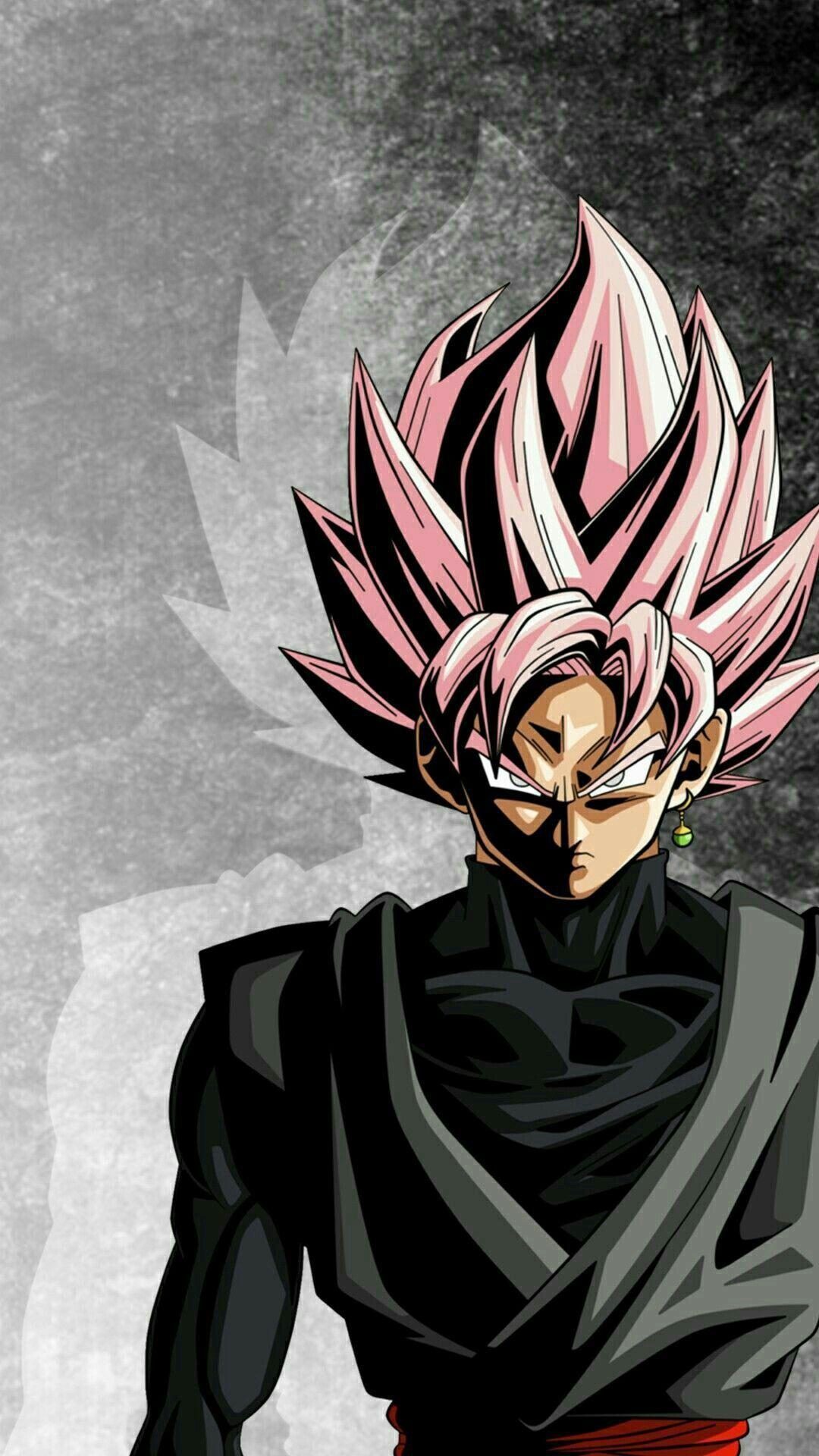 Dragon Ball Super Black Goku Hd Wallpapers Kadadaorg