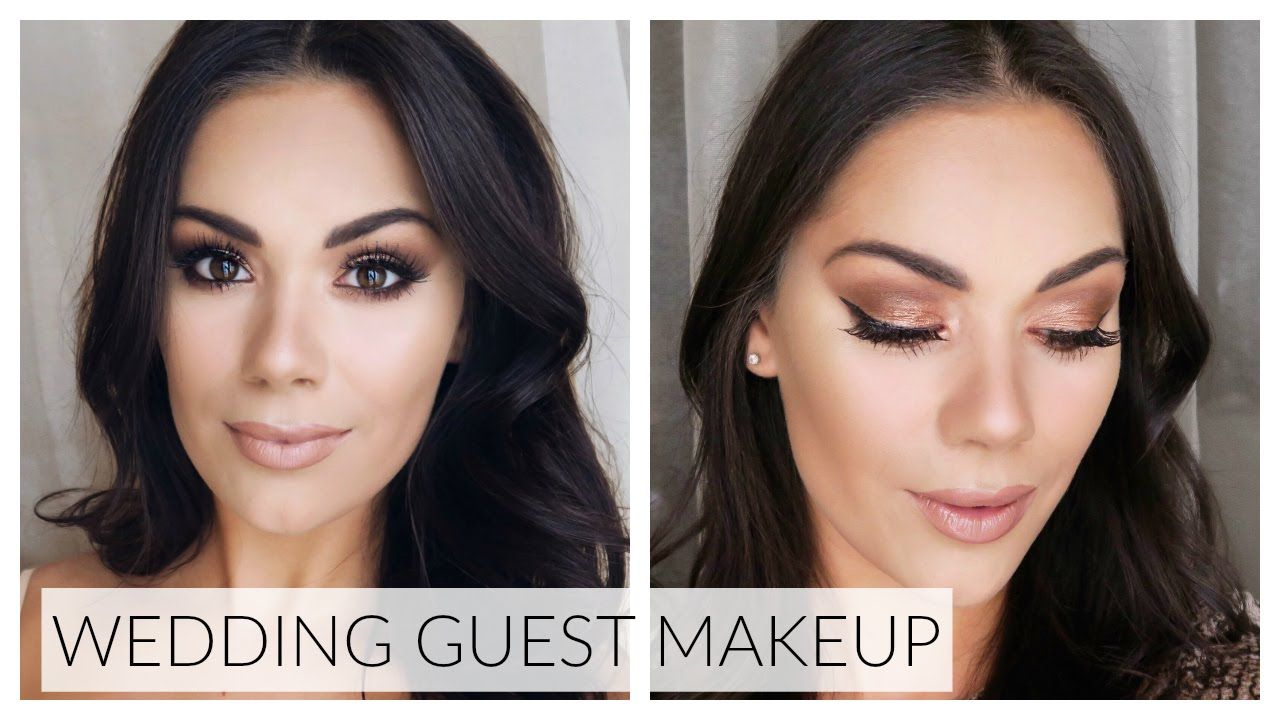 The Best Natural Makeup Look For Wedding Guest And