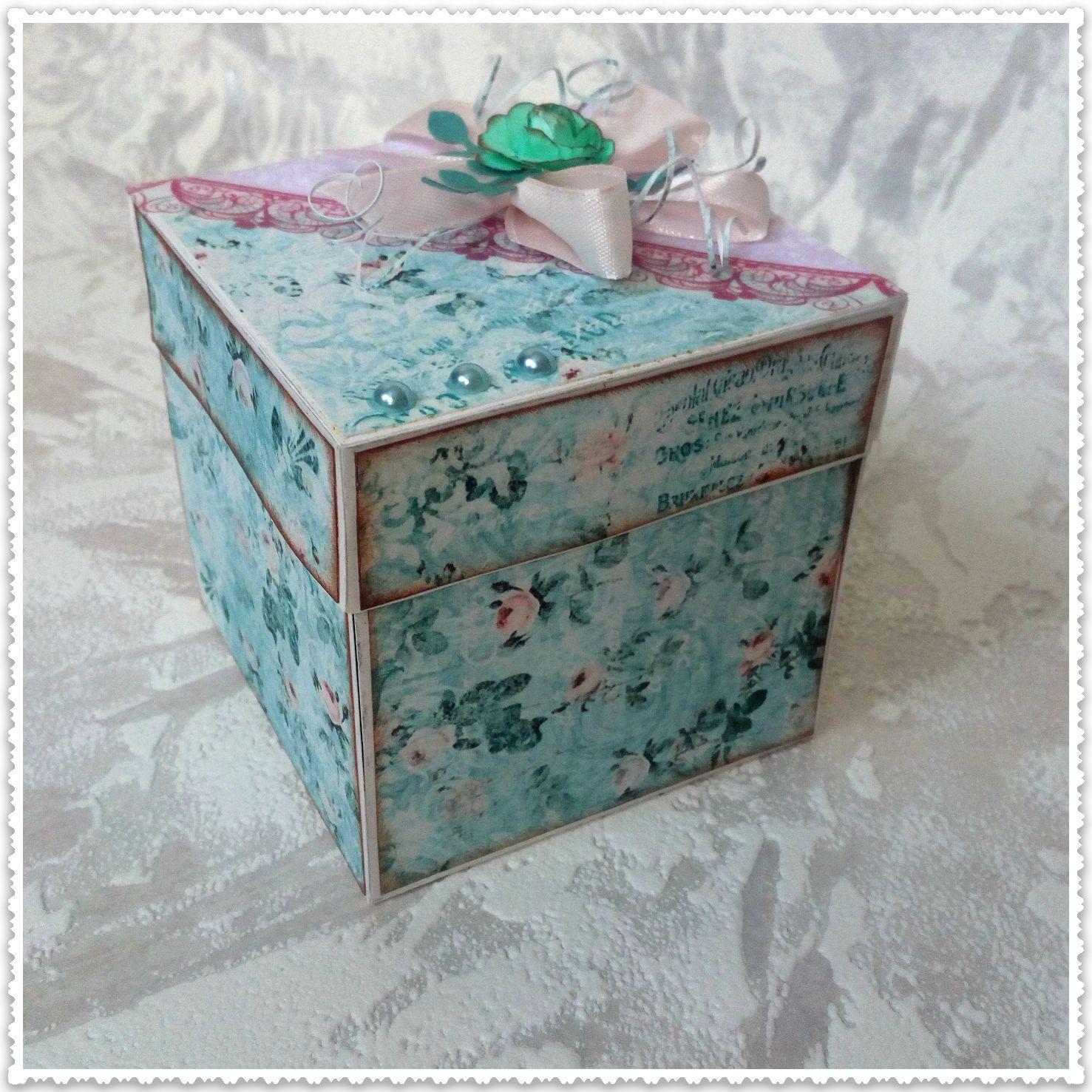 Коробочка с сюрпризом   Decorative boxes, Decor, Design
