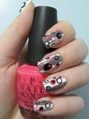 colorful and fun nail art ideas 2012 what a difference perfectly polished nails make use these colorful and fun nail art ideas 2012 to inject artsy - Nail Design Ideas 2012
