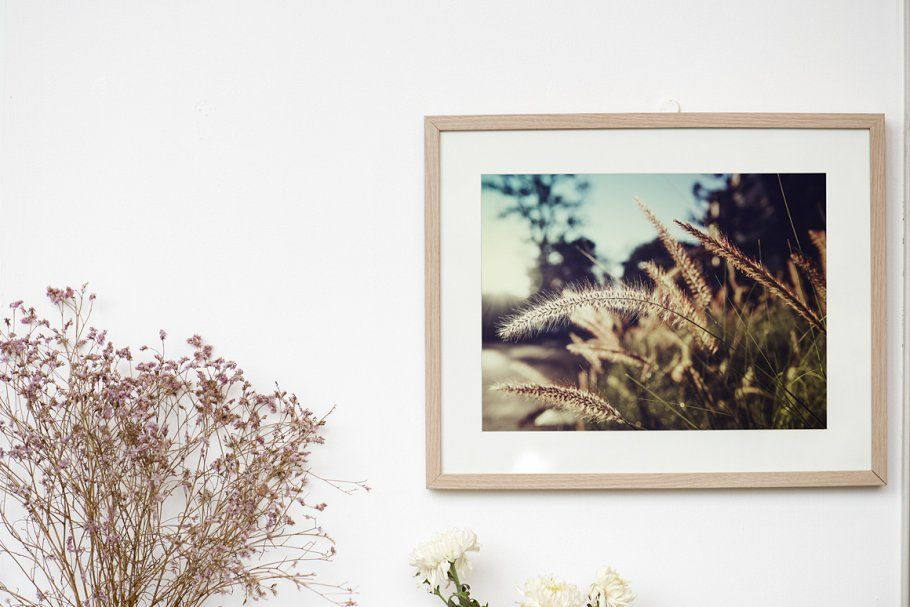 Three Photo Frames On Wall Psd In 2020 Frames On Wall Photo Frame Wall