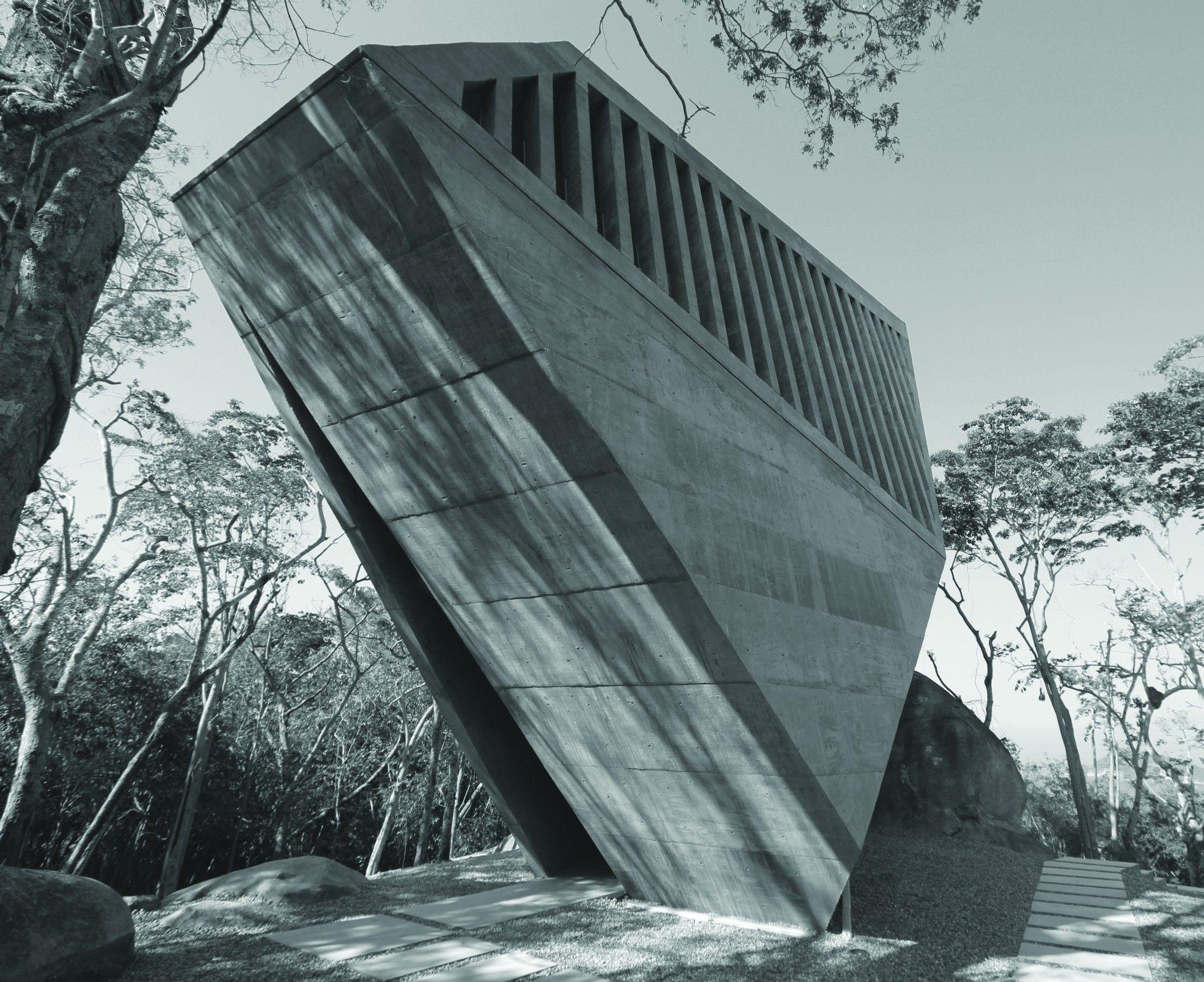Architecture le brutalisme des ann es 60 fait son grand for Architecture et son