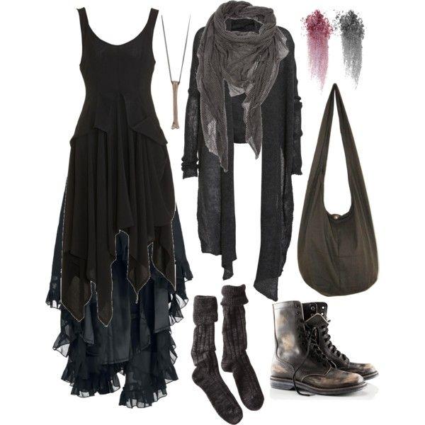 Wood Witch No 8 Strega Fashion Fashion Witchy Fashion