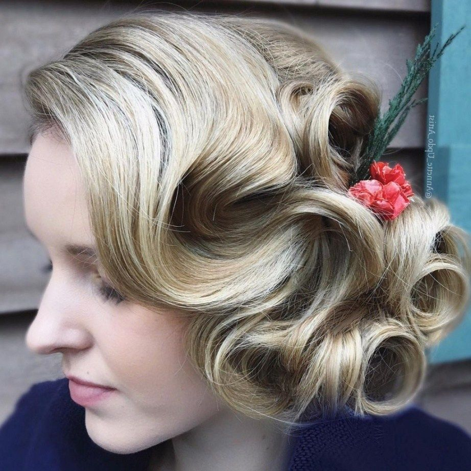 The Photos Of 20s Hairstyles For Short Hair Menshairstylesnow Throughout 20s Hairstyles Slack Album Hair Waves Finger Wave Hair Womens Hairstyles