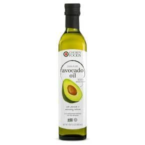 Chosen Foods 100 Pure Avocado Oil 16 9oz Healthy Cooking Oils Chosen Foods Cooking Oils