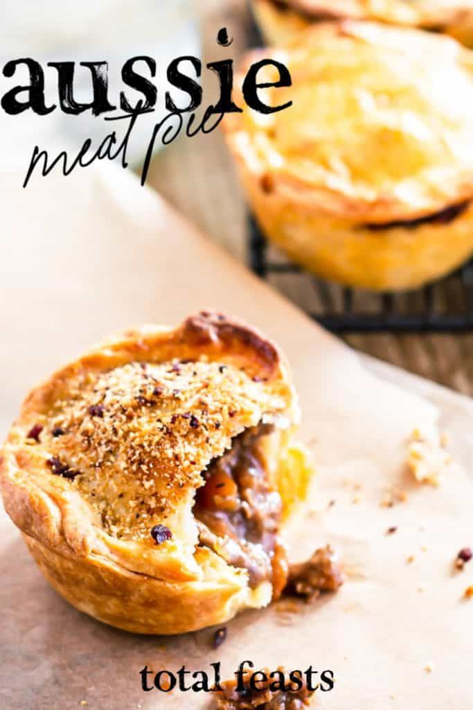 Aussie Meat Pies   Recipe in 2020   Meat pie, Food ...