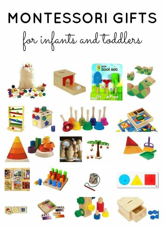 My Favorite Infant & Toddler Montessori Toys Guide
