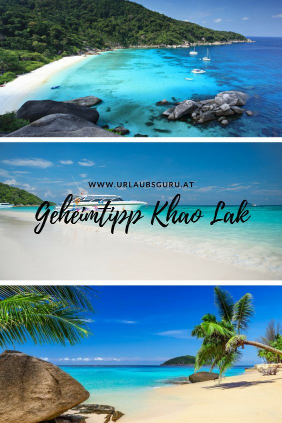 Geheimtipp Khao Lak - Entdeckt die Trauminsel #bestplacesinportugal