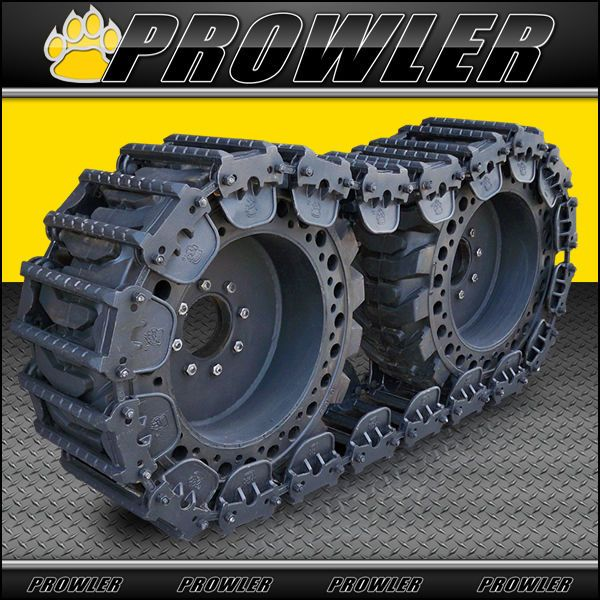 Prowler Predator Over Tire 12x16.5 Skid Steer Tracks Bobcat Case New Holland