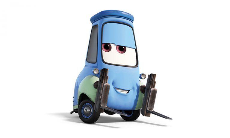 568ce41abb Los personajes que estarán en la nueva cinta de Disney•Pixar: Cars 3 ...