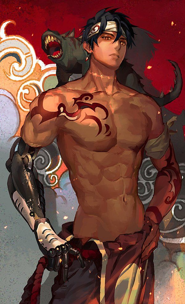 Muscular Anime Characters : muscular, anime, characters, 노뉴, Twitter, Anime, Fantasy,, Martial, Anime,, Concept, Characters