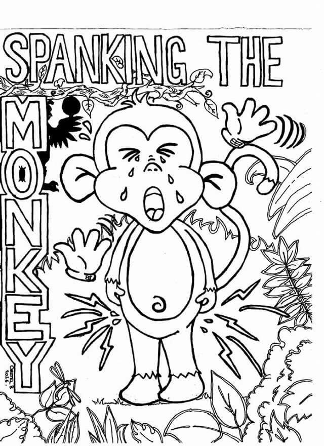 Spanking   Digital Stamps & Colouring Sites   Pinterest   Adult ...