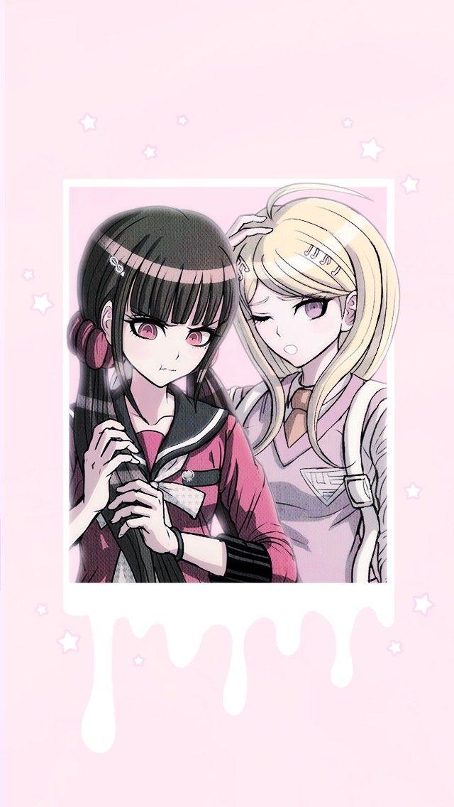 Kaede And Maki Wallpaper Anime Wallpaper Aesthetic Anime Anime