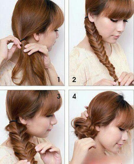 Peinado Para Fiesta Facil Y Rapido Peinados Faciles Hair Styles