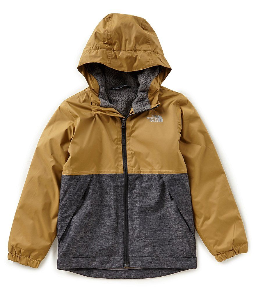 612fd7d6fe2e British Khaki The North Face Little Big Boys 5-20 Warm Storm Jacket ...