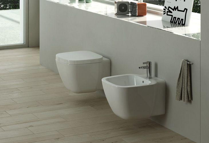 Sanitari sospesi serie one idee per la casa pinterest bath