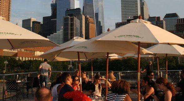 City Winery New York City At Pier 26 City Winery Nyc Restaurants Winery
