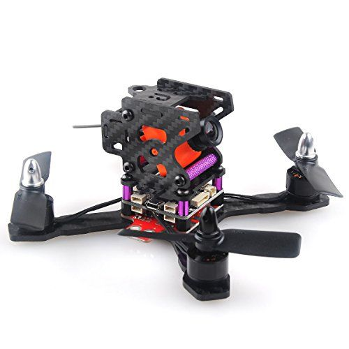Only frame sold other accessories(like Motor,ESC,Props) do not including. MINI design,130mm wheelbase,smallest quadcopter in market so far,super light,only 1.12oz(32g). Camera mounting plate with fashion design to ensure that the fast forward when you can see the front. . . . read more . . . pls repin