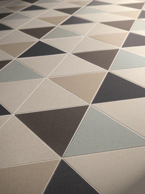 Ultra Thin Laminated Stoneware Wall Floor Tiles Slimtech Gouache