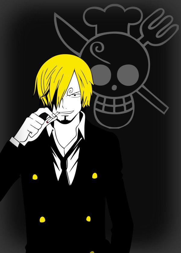 Sanji Vinsmoke from the Anime/Manga One Piece