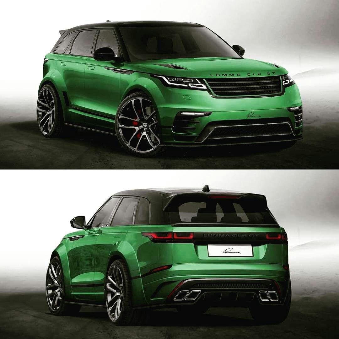 Range Rover Velar By Lumma Design Most Wanted Rides Pinterest