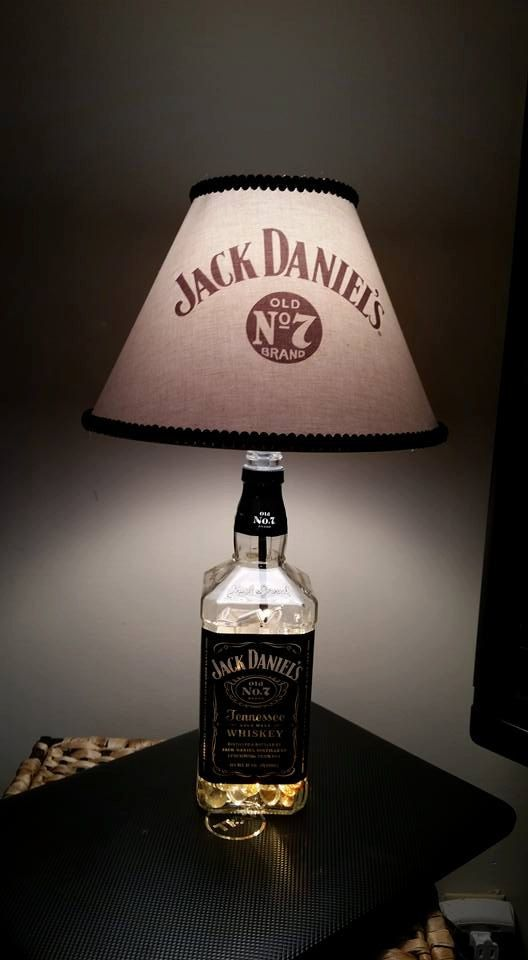 Check out this item in my etsy shop httpsetsylisting up cycled jack daniels lamp von upcycledbyjj auf etsy aloadofball Images