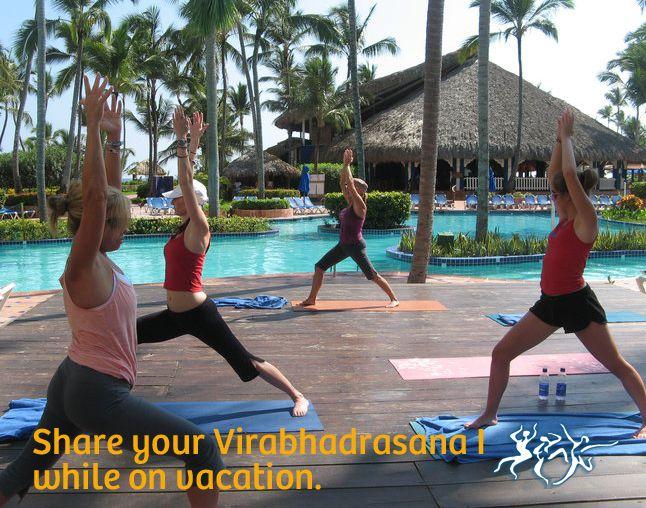 005 Teach yoga while enjoying luxury vacation time
