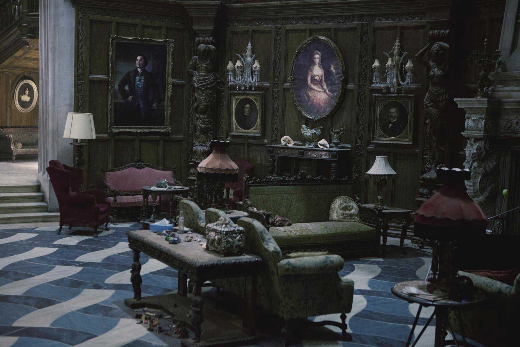 gothic chic interior Google Search Gothic Luxury