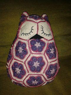 Maggi owl voorkant