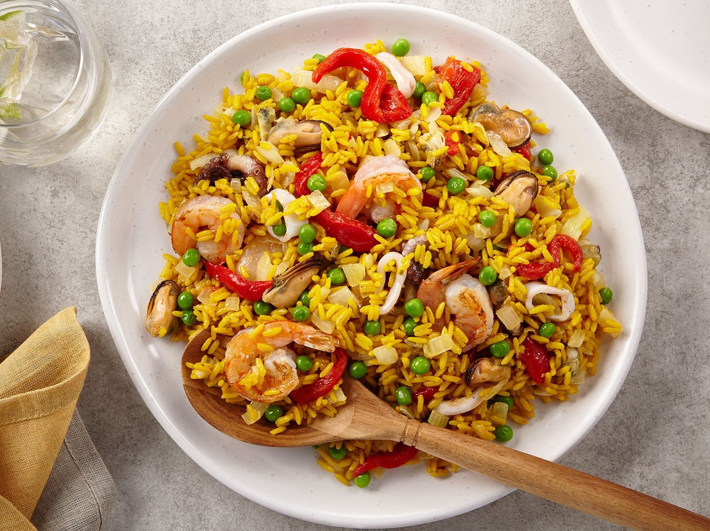 Easy Seafood and Rice | Recipe in 2020 (With images ...