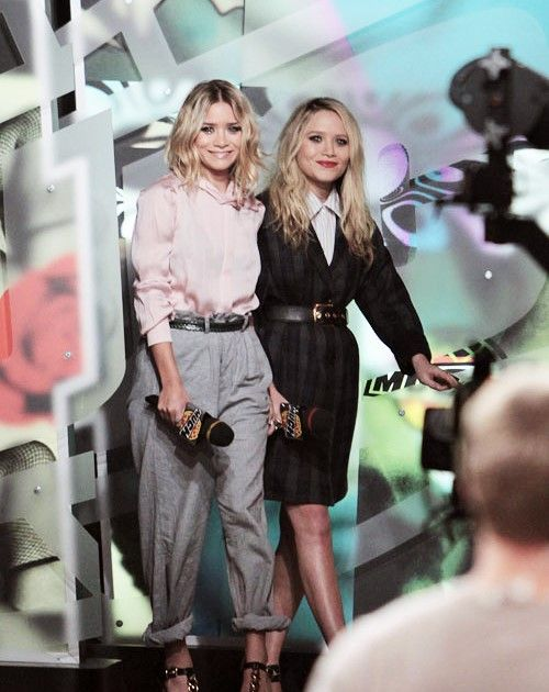 Mary kate and ashley olsen fashion spot 14