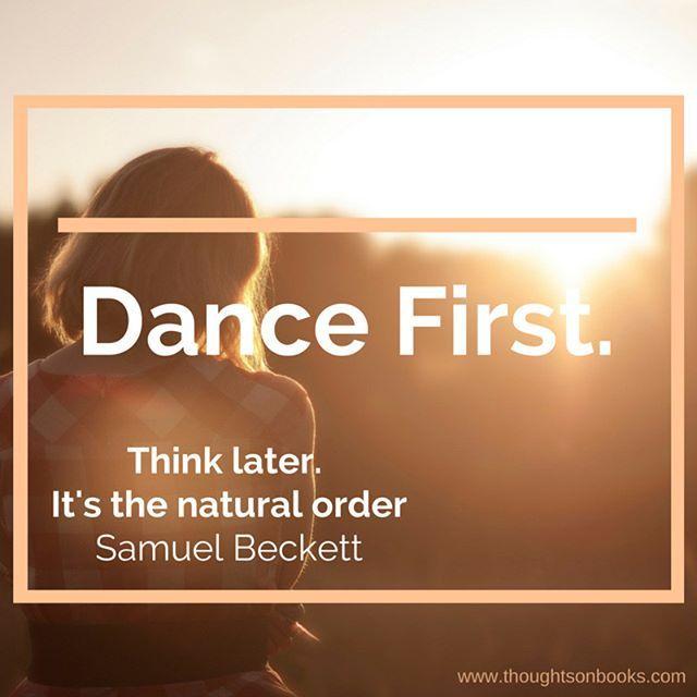 Itu0027s The Natural Order   Samuel Beckett #wisdom #