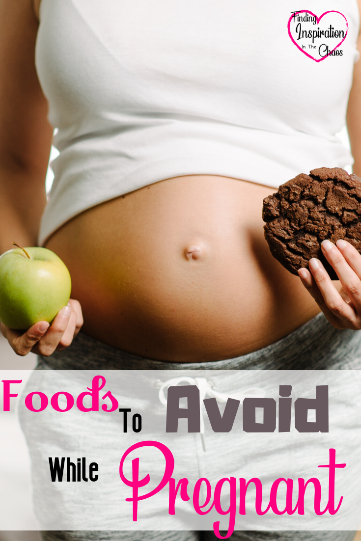 Foods To Avoid While Pregnant Trying to remember everything you are supposed to remember while pregnant can be overwhelming especially when it is your first pregnancy Rec...