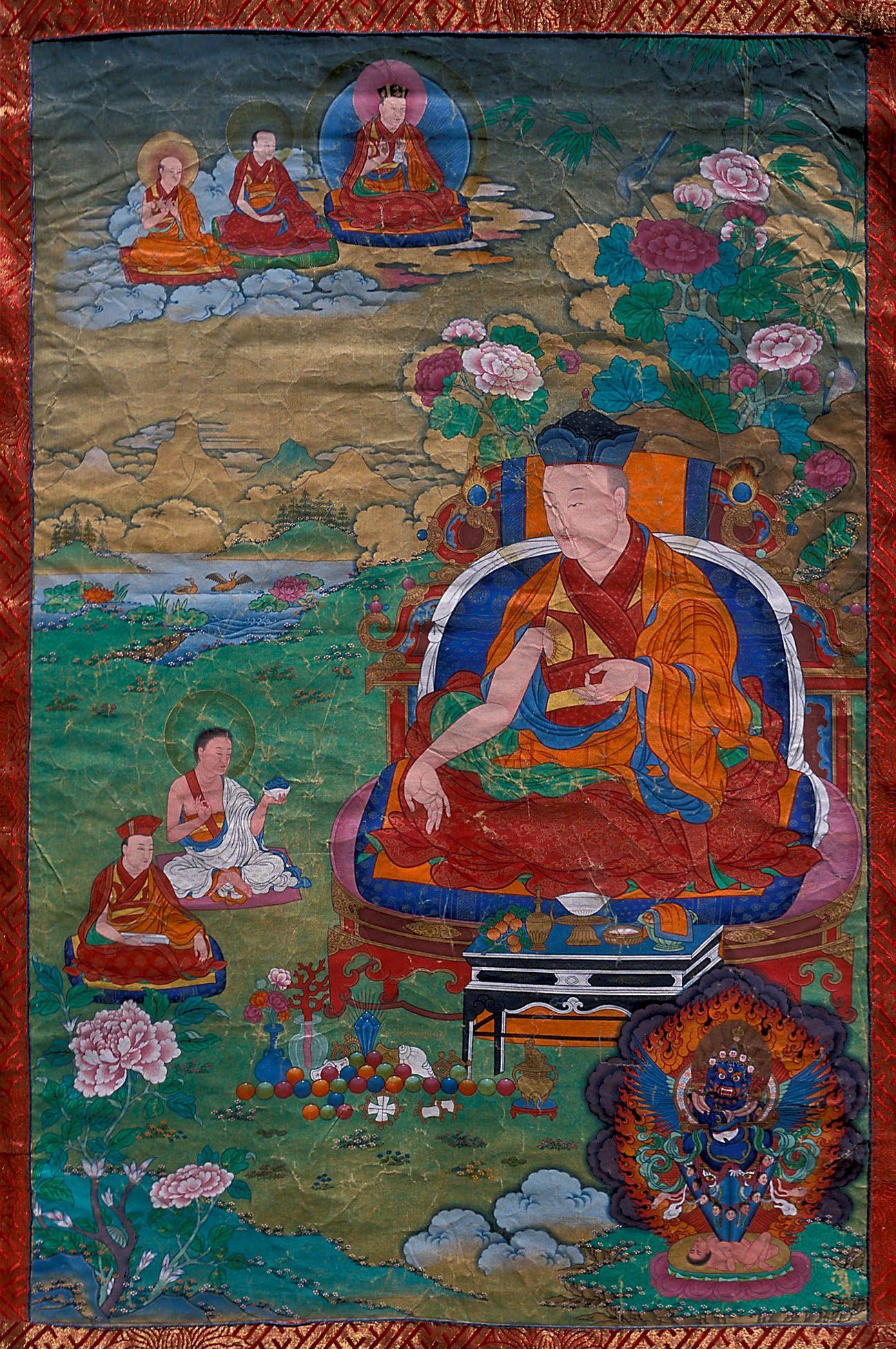 Image result for dakpo tashi namgyal