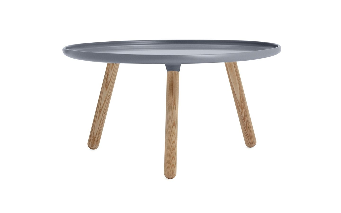 Tablo Table Large Grey Minimalistic Coffee Table In Ash And Plastic Composite Normann Copenhagen Table White Round Coffee Table Coffee Table [ 900 x 1440 Pixel ]