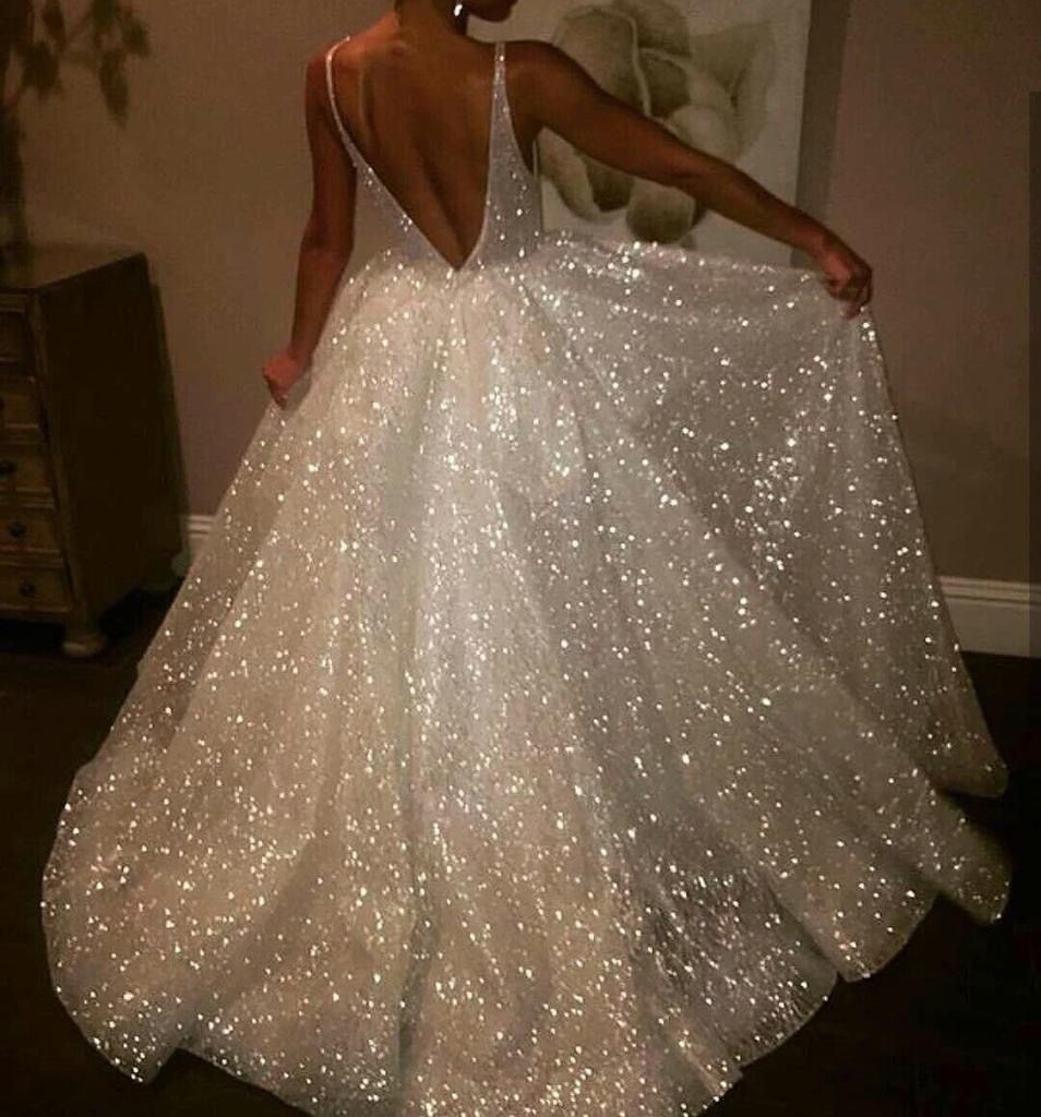 White sparkly dress style fashion class four pinterest