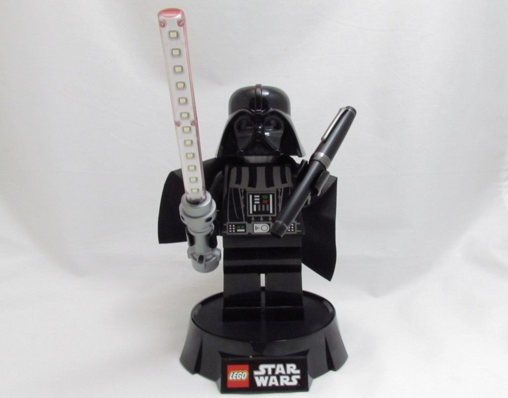 Darth Vader Lamp Darth Vader Lamp Lego Led Led Desk Lamp
