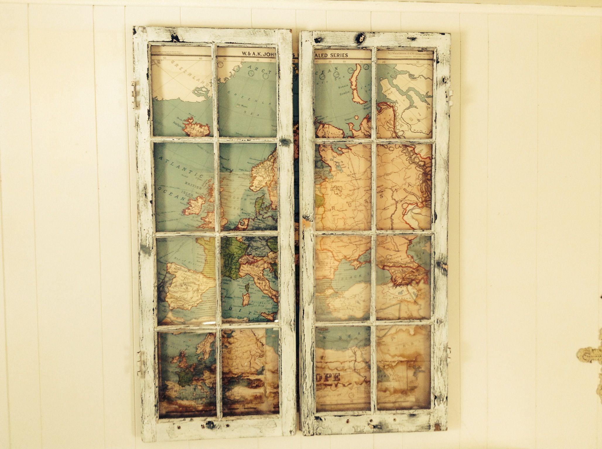 Beautiful Window Frame Wall Art Photos - Wall Art Collections ...