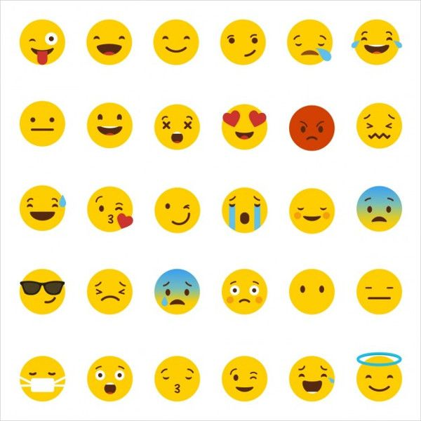 Whatsapp Emoji Icon Pack Free Download In 2020 Free Emoji Emoji Svg Emoji Clipart