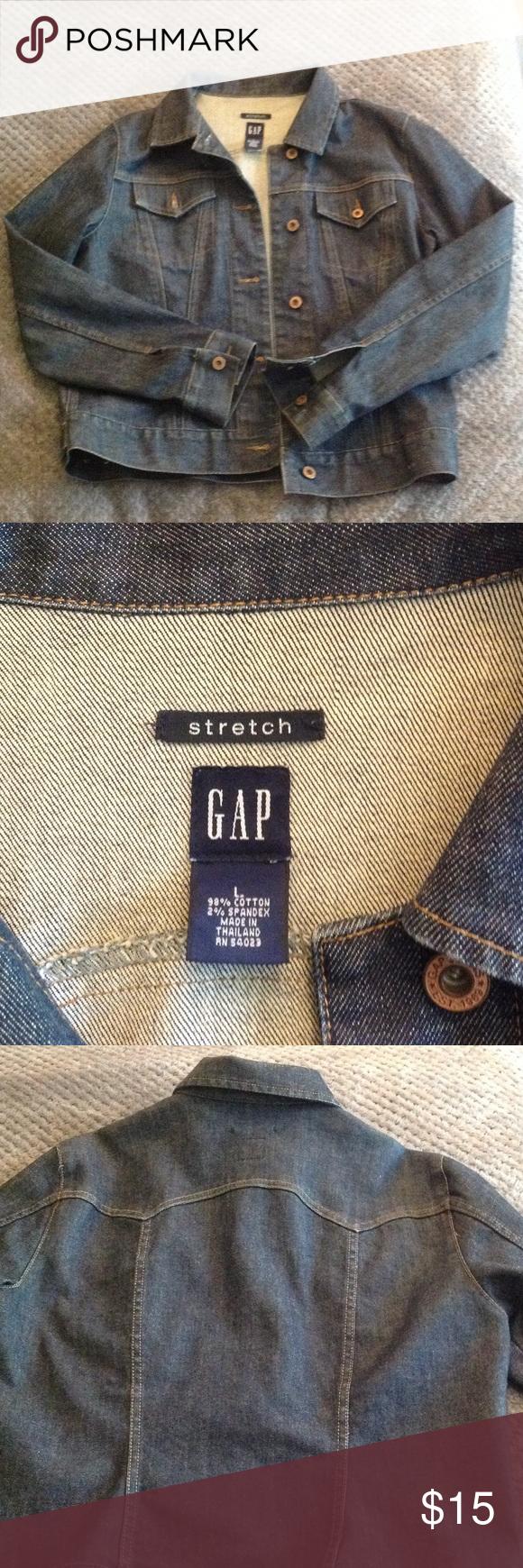 Gap Jean Jacket Gap Jean Jacket Large in Superb condition GAP Jackets & Coats Jean Jackets